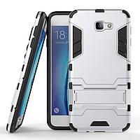 Чехол Samsung J5 Prime / G570F Hybrid Armored Case светло-серый