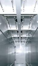 Камера інтенсивного охолодження (фреонова)