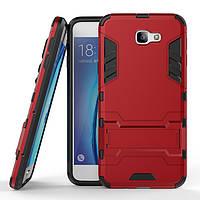 Чехол Samsung J5 Prime / G570F Hybrid Armored Case красный