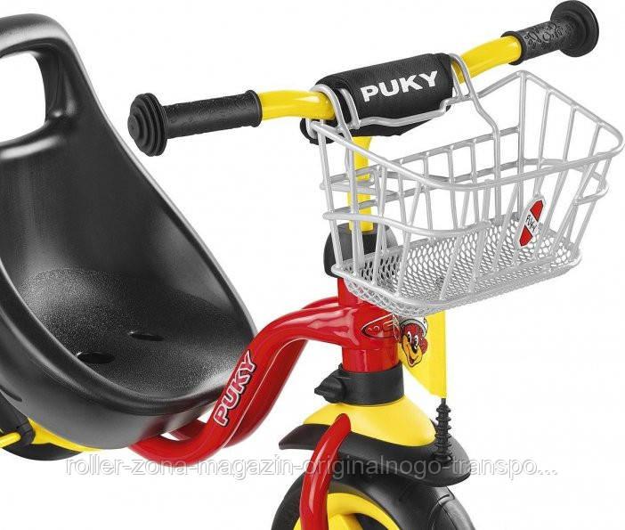Передняя корзина Puky LK L для беговелов