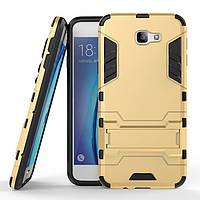 Чехол Samsung J5 Prime / G570F Hybrid Armored Case золотой