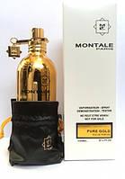 Тестер парфюмированная женская вода Montale Pure Gold ( Монталь Пур Голд ) 100 мл