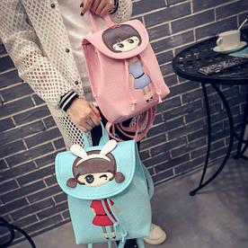 Стильный рюкзачок для девочек