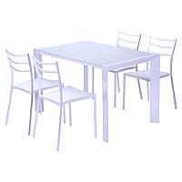 Комплект мебели Мускат стол + 4 стула
