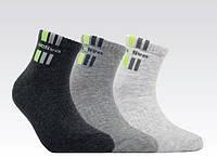 Носки детские спортивные Conte ACTIVE размер 18, 135, с укороченым паголенком, 72% хлопок