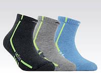 Носки детские спортивные Conte ACTIVE размер 14, 132, с укороченным паголенком,  7С-97 СП, 72% хлопок