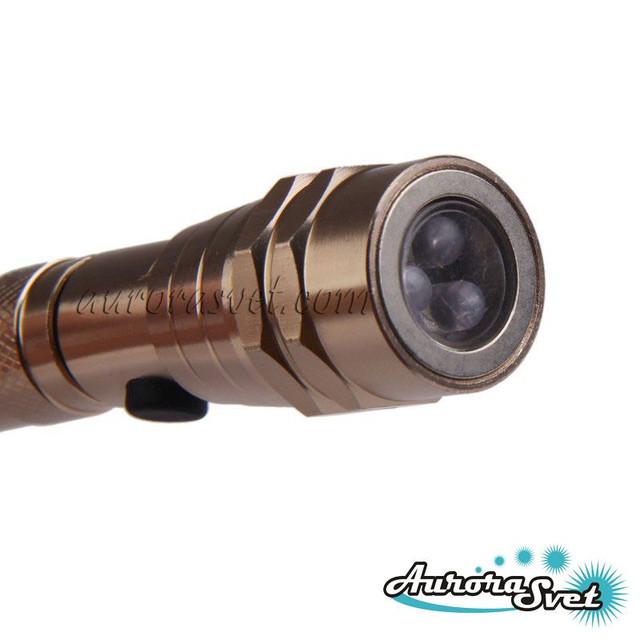 фонарь магнитный телескопический