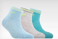 Носки детские спортивные Conte ACTIVE размер 14, 133, с укороченым паголенком, 72% хлопок
