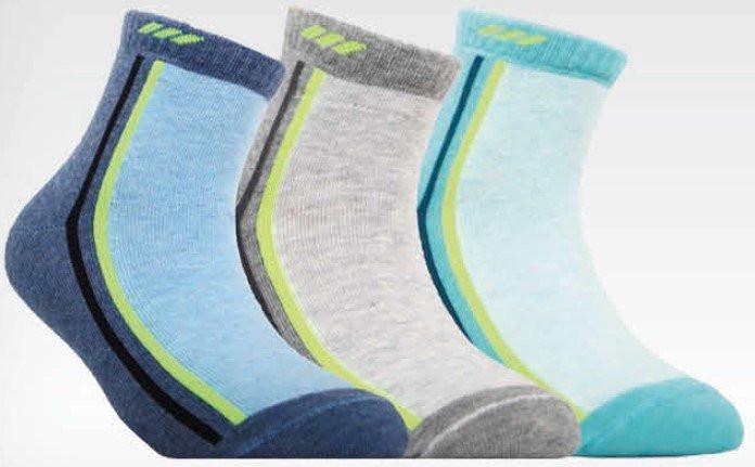 Носки детские спортивные Conte ACTIVE размер 22, 137, с укороченым паголенком, 72% хлопок