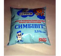 Симбивит 2,5% 0,5л плёнка