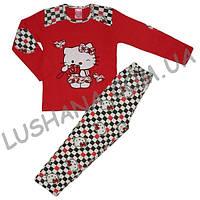 Пижама для девочки котёнок Китти р.6 - Турция