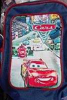 Детский рюкзак c тачками