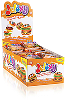 Жевательная конфета Гамбургер Jelaxy 20 20 гр 24 шт