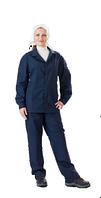 Костюм рабочий женский, спецодежда летняя, костюм для производства