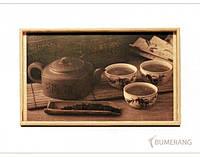 Столик поднос для завтрака Чайная церемония