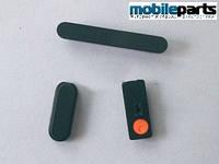 Оригинальный боковые кнопки (side keys) (3pces of set) для Apple iPad 1