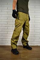 Тактические брюки ткань 50% полиэстр 50%хлопок. Украина