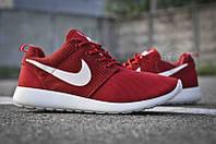 Кроссовки мужские Nike Roshe Run Red