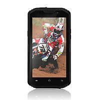 """Ударопрочный смартфон NO.1 Vphone X3 black черный IP68 (2SIM) 5,5"""" 2/16GB 5/13Мп 3G 4G оригинал Гарантия!"""