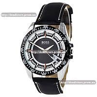 Часы Hugo Boss Silver-Black