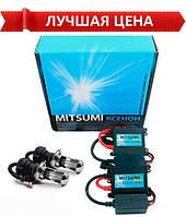 Ксенон Mitsumi H4 6000K Slim DC BiXenon