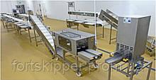 Линия переработки рыбы 750 кг/ч AGK Kronawitter