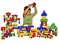 Детский пластмассовый конструктор Техно 7 (540 элементов Технок 0557)