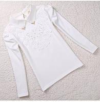 Блуза нарядная для девочки на 110,120,130 см