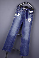 Джинсы женские светло-синие