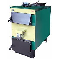 Твердотопливный котел ТИВЕР - КТ 50 Е кВт Снабженнный вентилятором и контроллером, фото 1