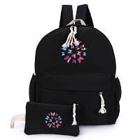 Рюкзак для школы с кошелечком, фото 1