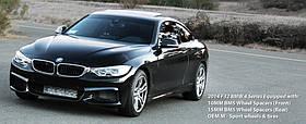 Проставки для колесных дисков BMW 5x120 10мм.