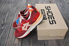Мужские кроссовки Asics Ronnie x Gel Lyte V Volcano Red H31EK-3621, Асикс Гель Лайт 5, фото 3