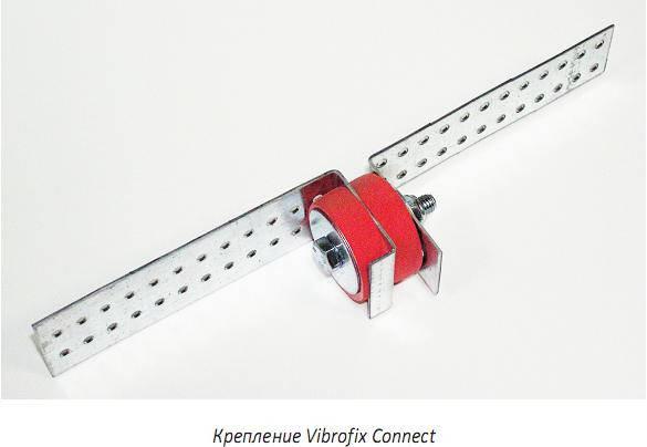 Стеновое крепление Vibrofix Connect, фото 2