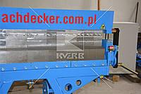 Сегментный станок для гибки металла Dachdecker SEG-U 1500