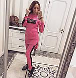 Женский стильный вязаный костюм (6 цветов), фото 7