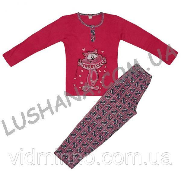 Пижама для девочки Люблю р.12 - Турция