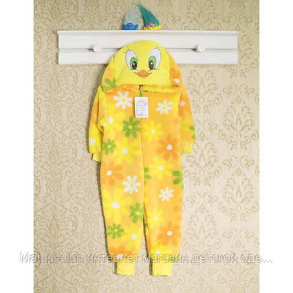 Теплые детские пижамы 92см. Кигуруми мальчикам, 1457мрн.  В наличии 86,92,98 Рост., фото 2