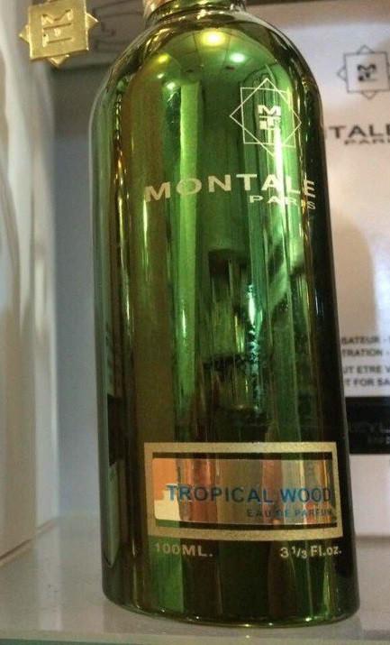 Тестер парфюмированная унисекс Montale Tropical Wood ( Монталь Тропикал Вуд ) 100 мл