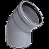 Коліно каналізаційне ПП, d-110 мм 30*
