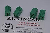 Фішки для штатної магнітоли Renault (aux, лінійний вихід - саб)