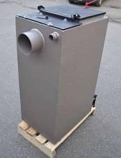 Твердотопливный шахтный котел длительного горения Energy Wood 10 отапливаемая площадь от 30 до 100 кв.м , фото 2