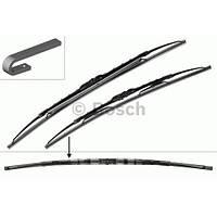 Комплект щеток стеклоочистителя Bosch Twin Spoiler 610S 3397010280 с спойлером 600/575мм