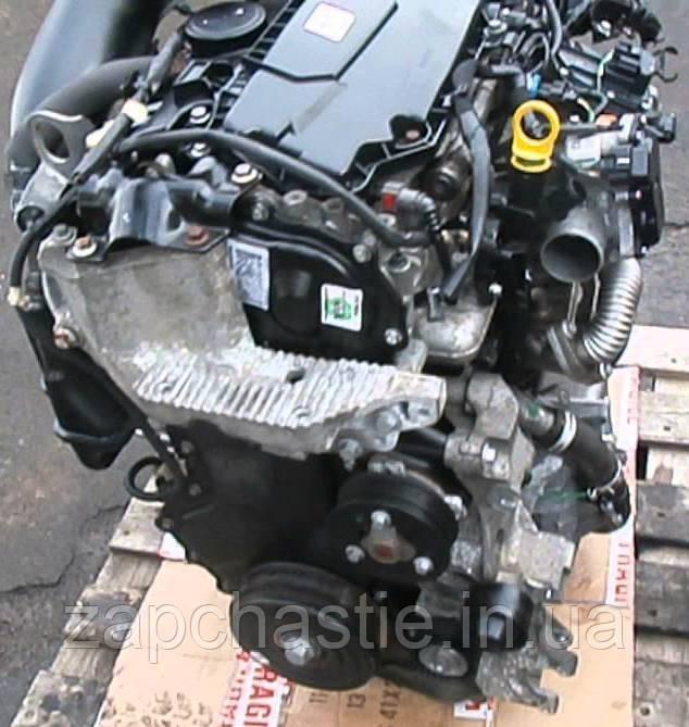 Двигун Рено Майстер 2.3 дци M9T