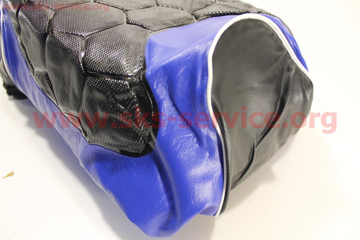 Чехол сиденья (цвета: синий, красный, жёлтый)