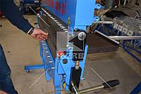 Ручной сегментный листогиб Dachdecker SEG-U 2250