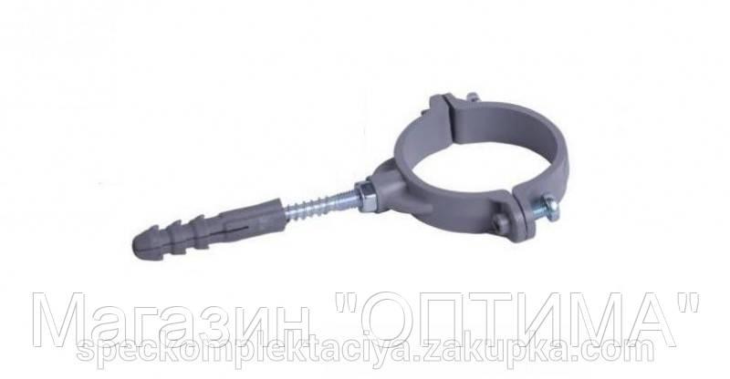 Кріплення для каналізаційної труби ПП, d-50 мм