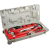 Miol 80-412 Растяжка гидравлическая в ящике на колесах 10т