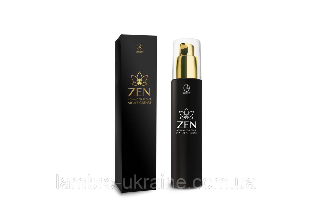 Крем ночной - серия ZEN - (прорыв в омоложении) - 50мл, фото 1