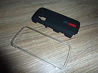 Чехол для телефона Nokia C6-00 CAPDASE черный